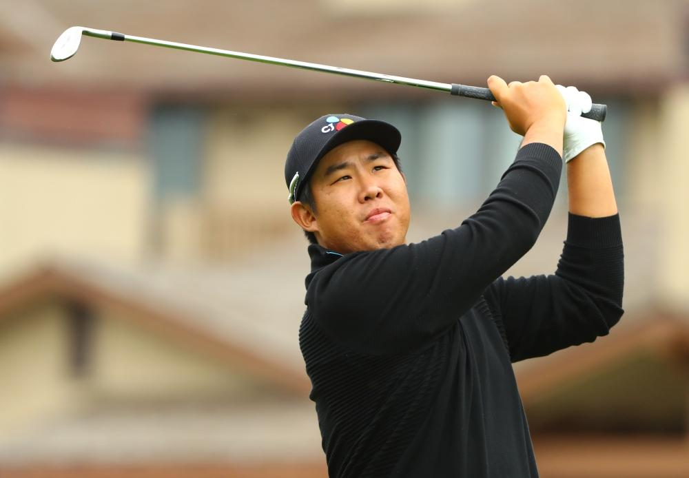 South Koreans Set Early Wyndham Pace