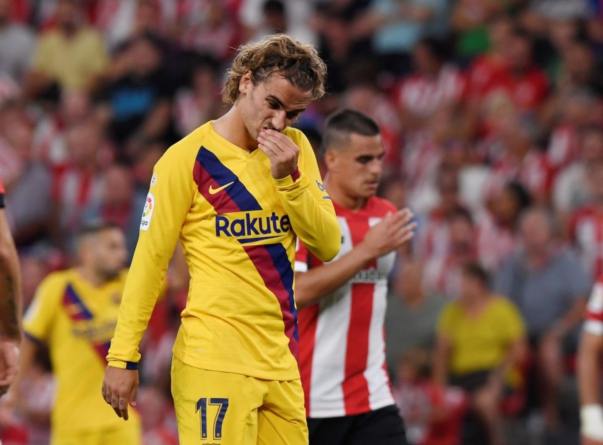 Valverde Demands More From Griezmann