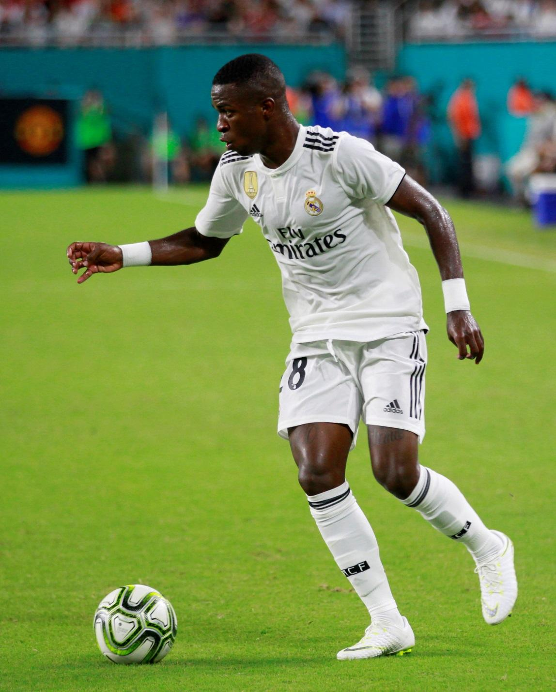 Vinicius Not Keen On PSG Switch
