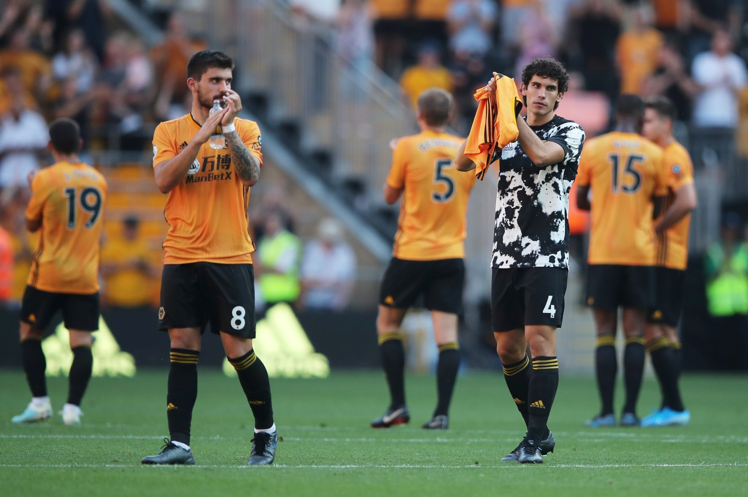Wolves Loanee Happy Despite Slow Start To Life In England
