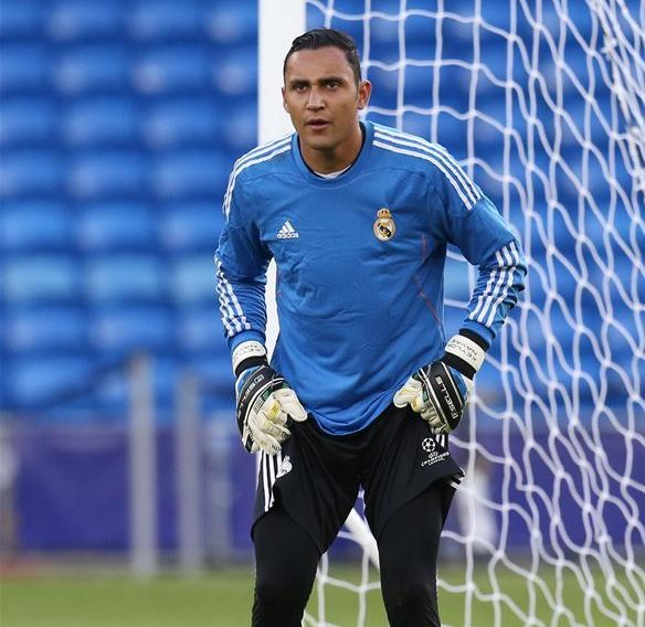 Zidane Rules Out Navas Exit
