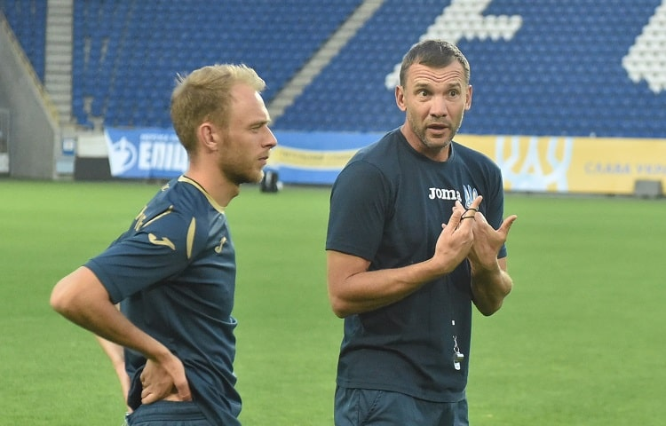 Shevchenko: Physically Strong Super Eagles Will Be Difficult To Beat