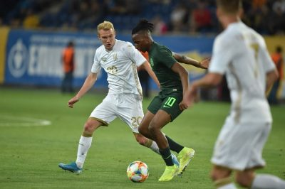 ukraine-super-eagles-joe-aribo-victor-osimhen-international-friendly-dnipro-arena-gernot-rohr-andriy-shevchenko