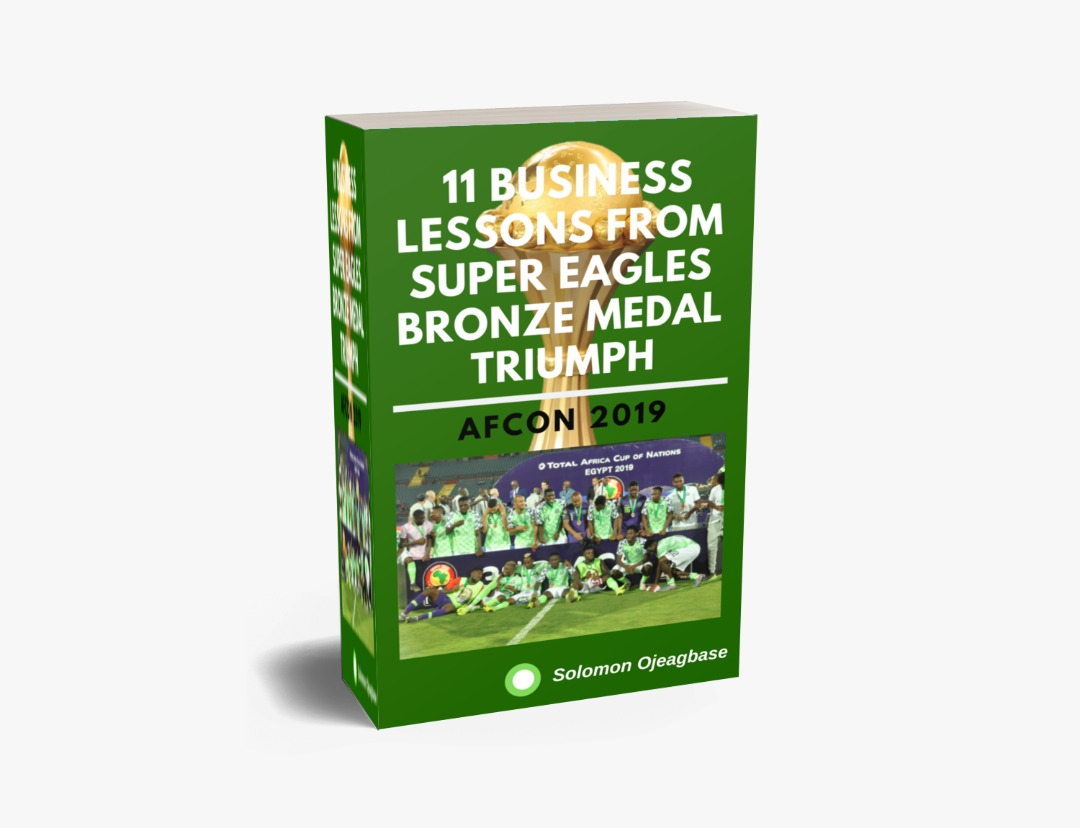 11 Business Nuggets from Super Eagles Bronze Medal Triumph