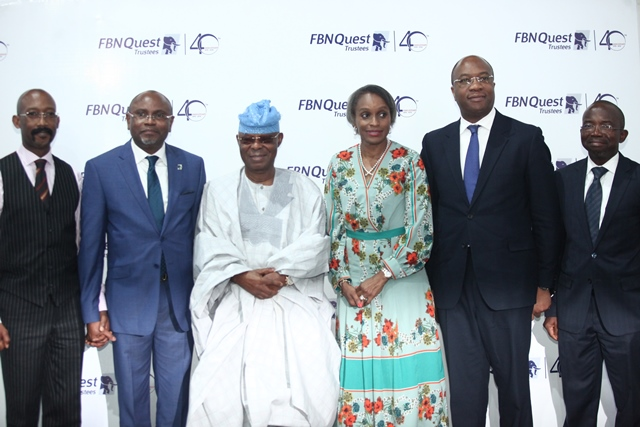 FBNQuest Trustees Marks 40th Anniversary Of Preserving Legacies In Nigeria