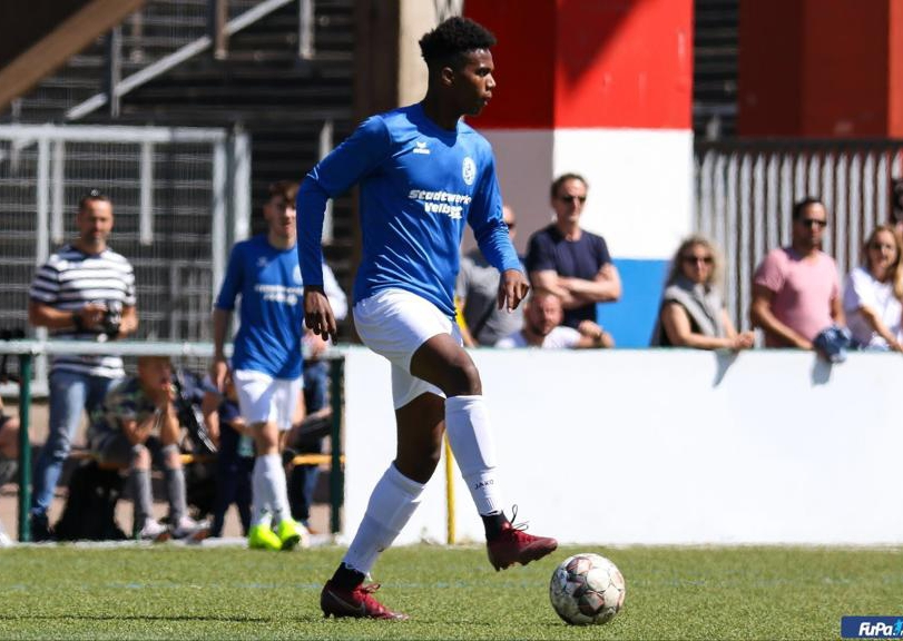Duisburg Youngster Williams Hails Olympic Eagles' Win Over Sudan, Targets Flying Eagles Call-up