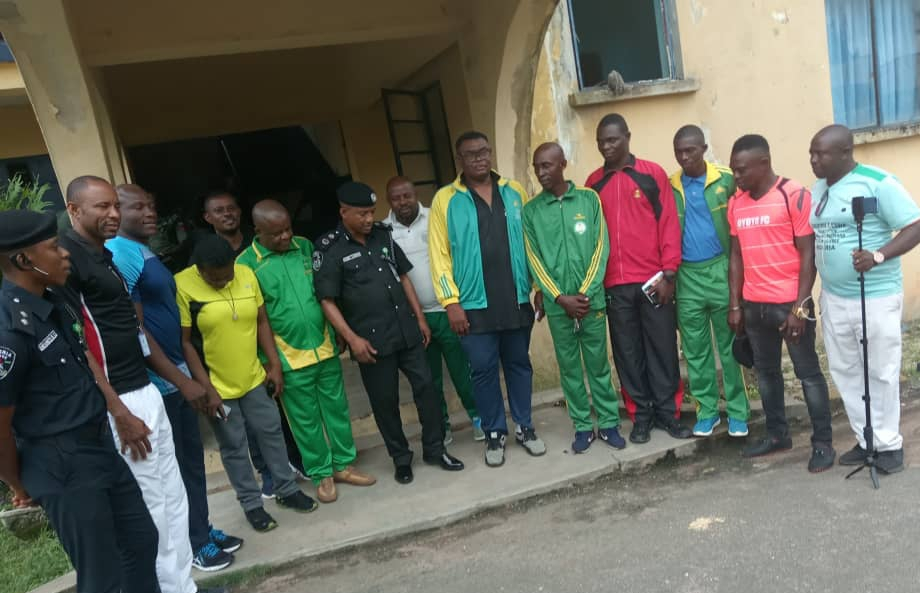 Imo Police, Nigerian Army, Customs, Others Set For Inter Agency Games In Owerri