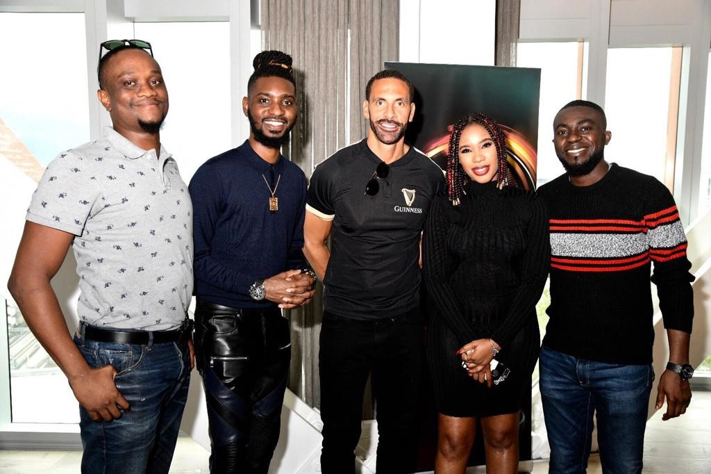 Guinness Thrill Fans With Remarkable  All-Expense Paid Trip To London