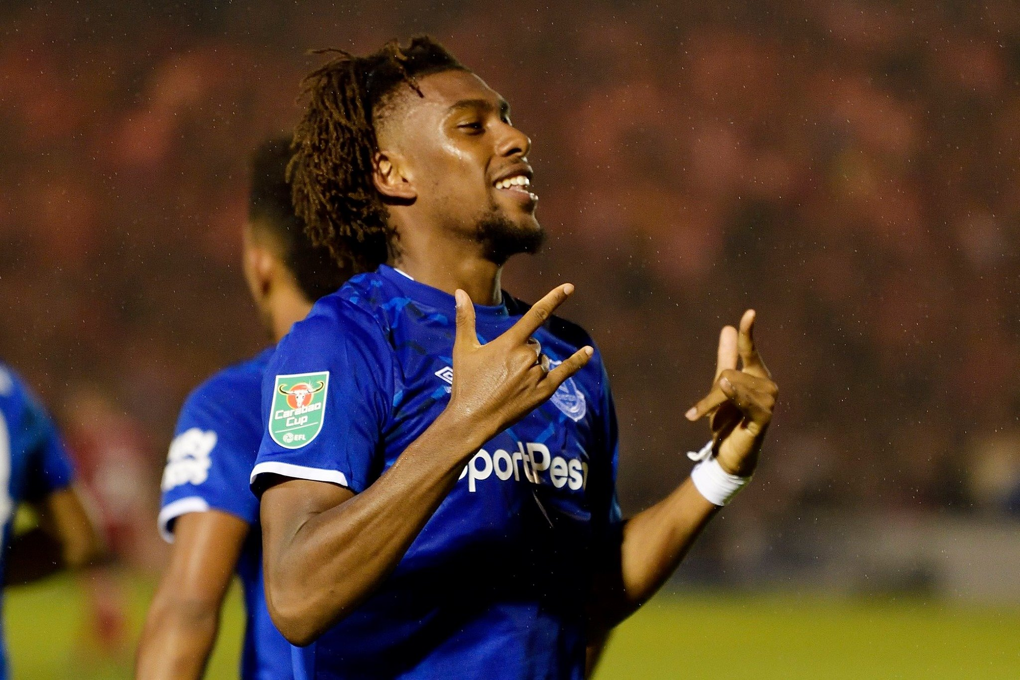 Iwobi Thrilled With Perfect Start To  Everton Career