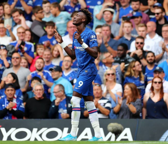 Abraham Disappointed With Chelsea Draw Despite Bagging Two Goals