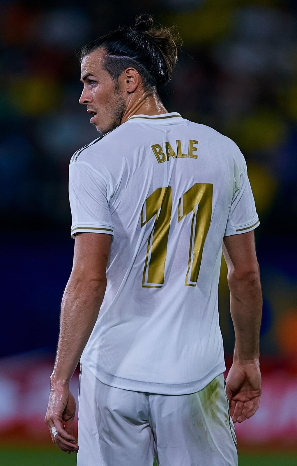 Bale Unhappy With Uncertain Future As Real Madrid Player