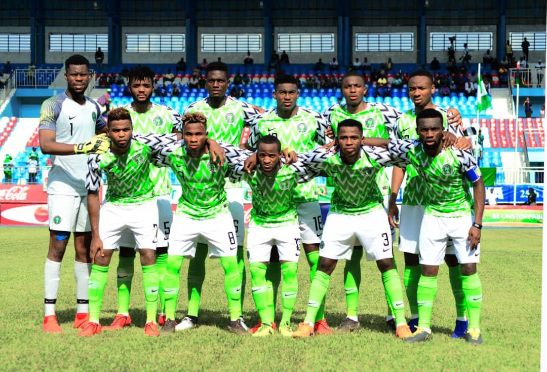 AFCON Qualifier:  Wastfeful U-23 Eagles Lose 1-0 To Sudan In Omdurman