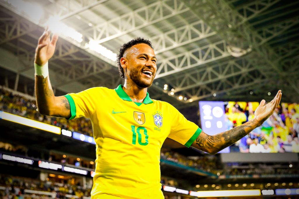Neymar Surprises Tite With 'Strength , intensity, Coordination' In Brazil Draw Vs Colombia