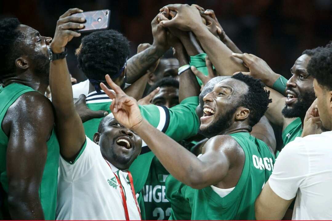 D'Tigers Move Up 10 Spots In FIBA Ranking; 23rd Globally, 1st In Africa