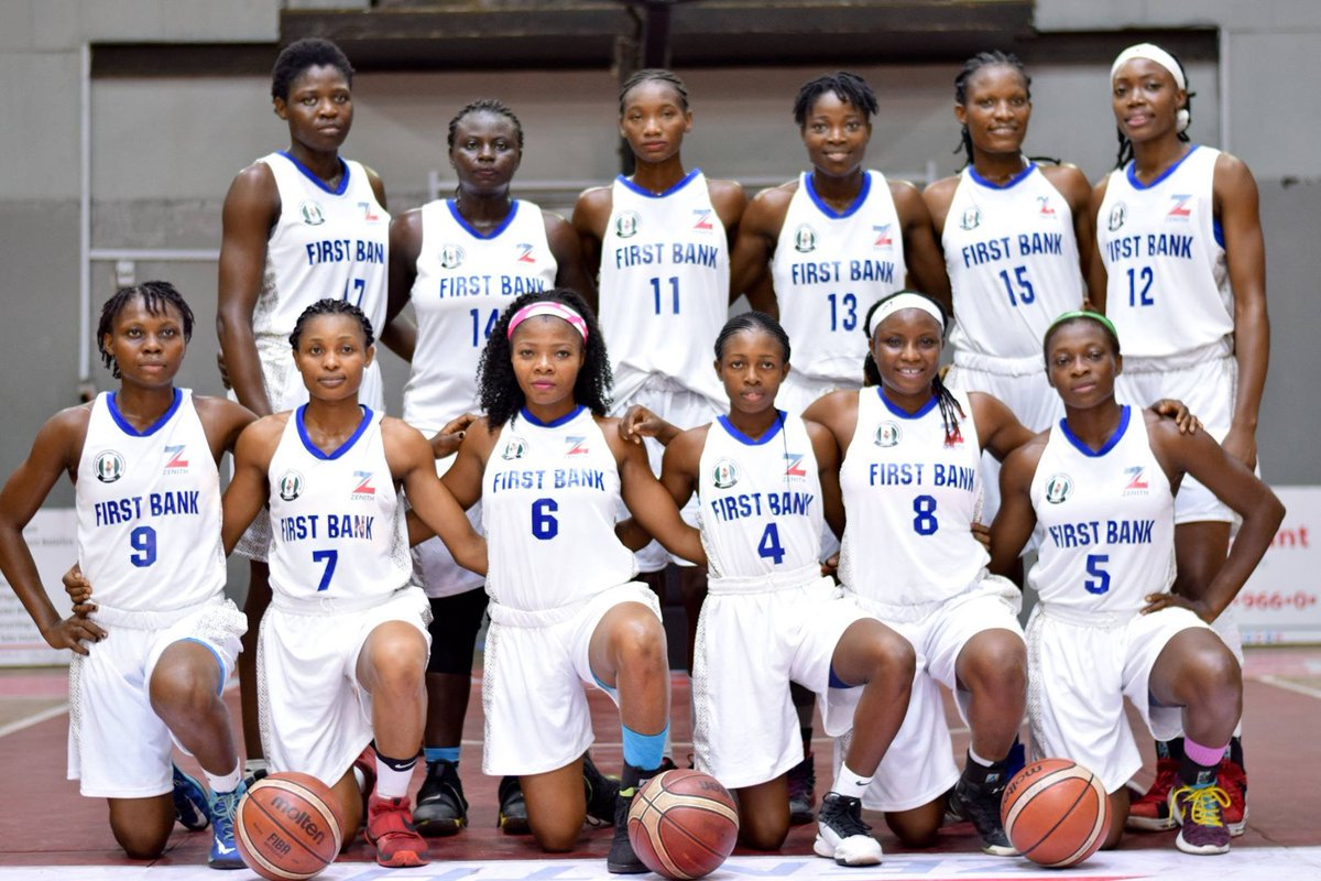 Zenith Bank Women's Basketball League: First Bank, Nigerian Army Maintain Unbeaten Run