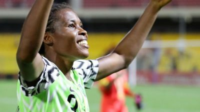 Super Falcons Defender Ohale joins Spanish club CD Tacon