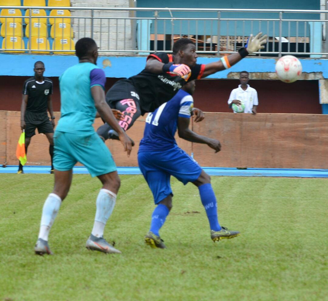 Egwuekwe Benched As Rivers United Make Winning Start In Governor Okowa Preseason Cup