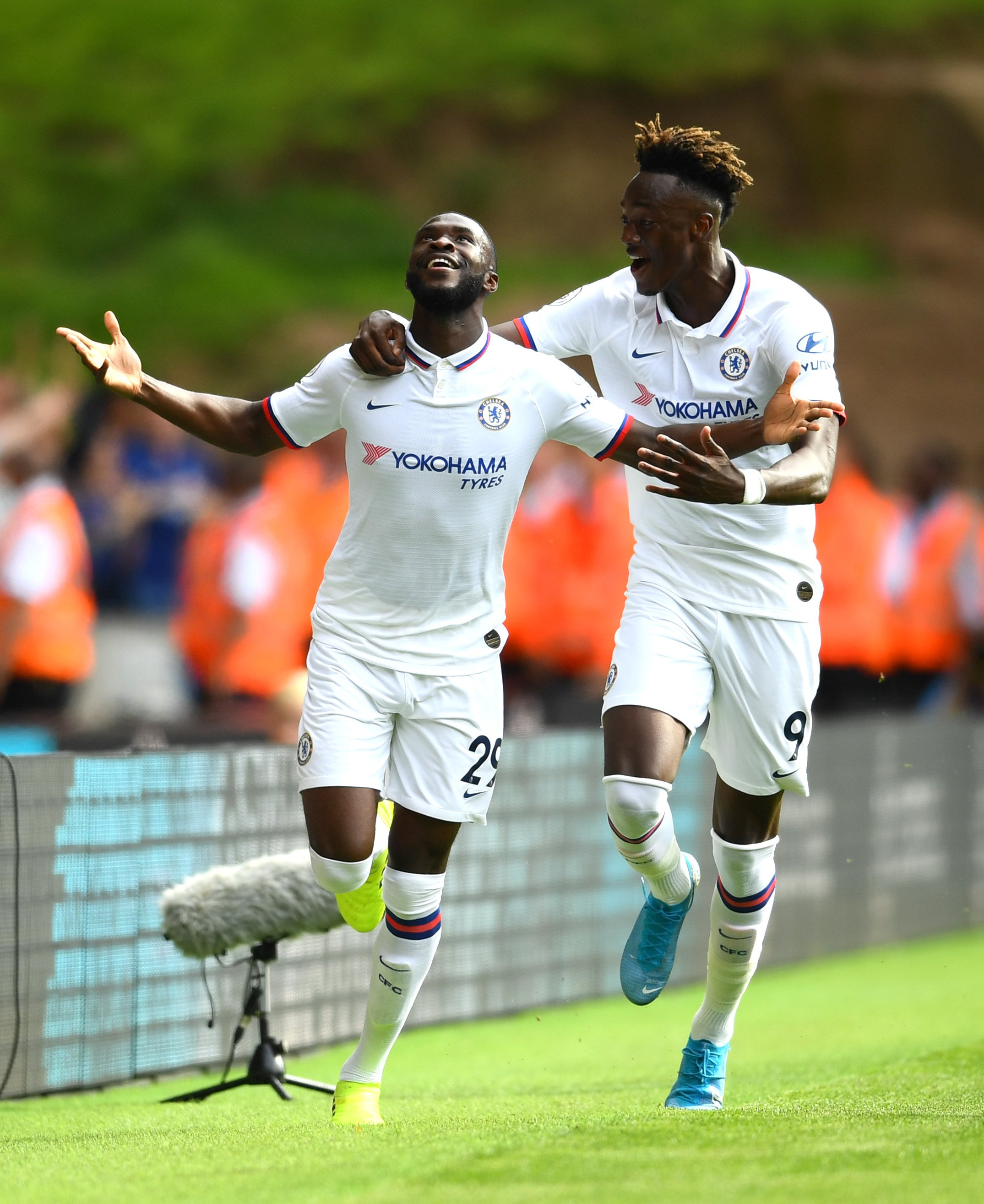 Southgate Names Abraham, Tomori In England Squad For Euro Championship Qualifiers