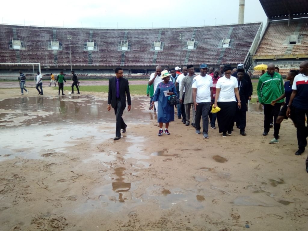 Sports Minister Tasks Implementation Committee On Renovation Of National Stadium Lagos