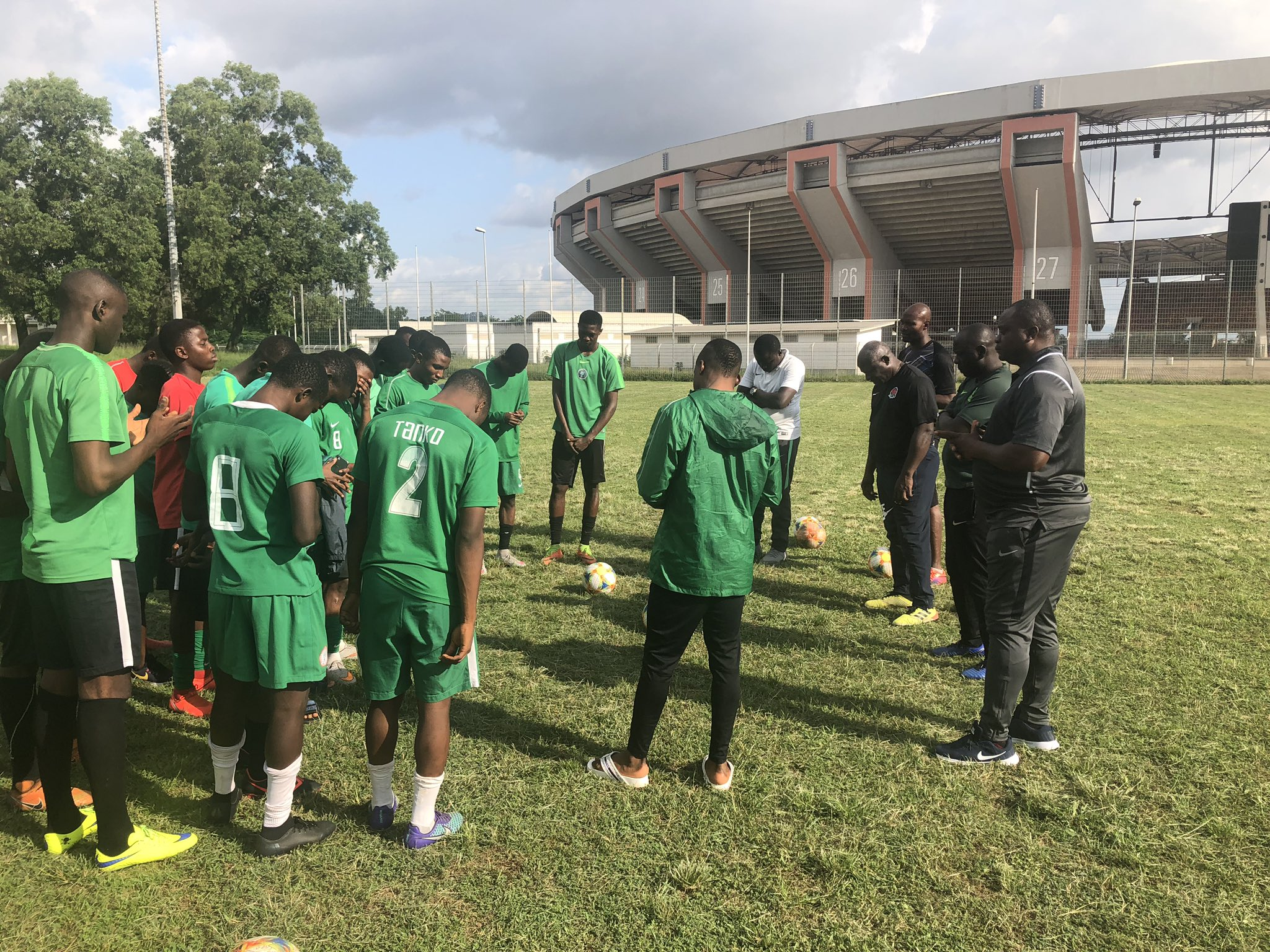 Invitational Tourney: Golden Eaglets To Face Hosts Turkey,  Senegal,  Guatemala In Group A