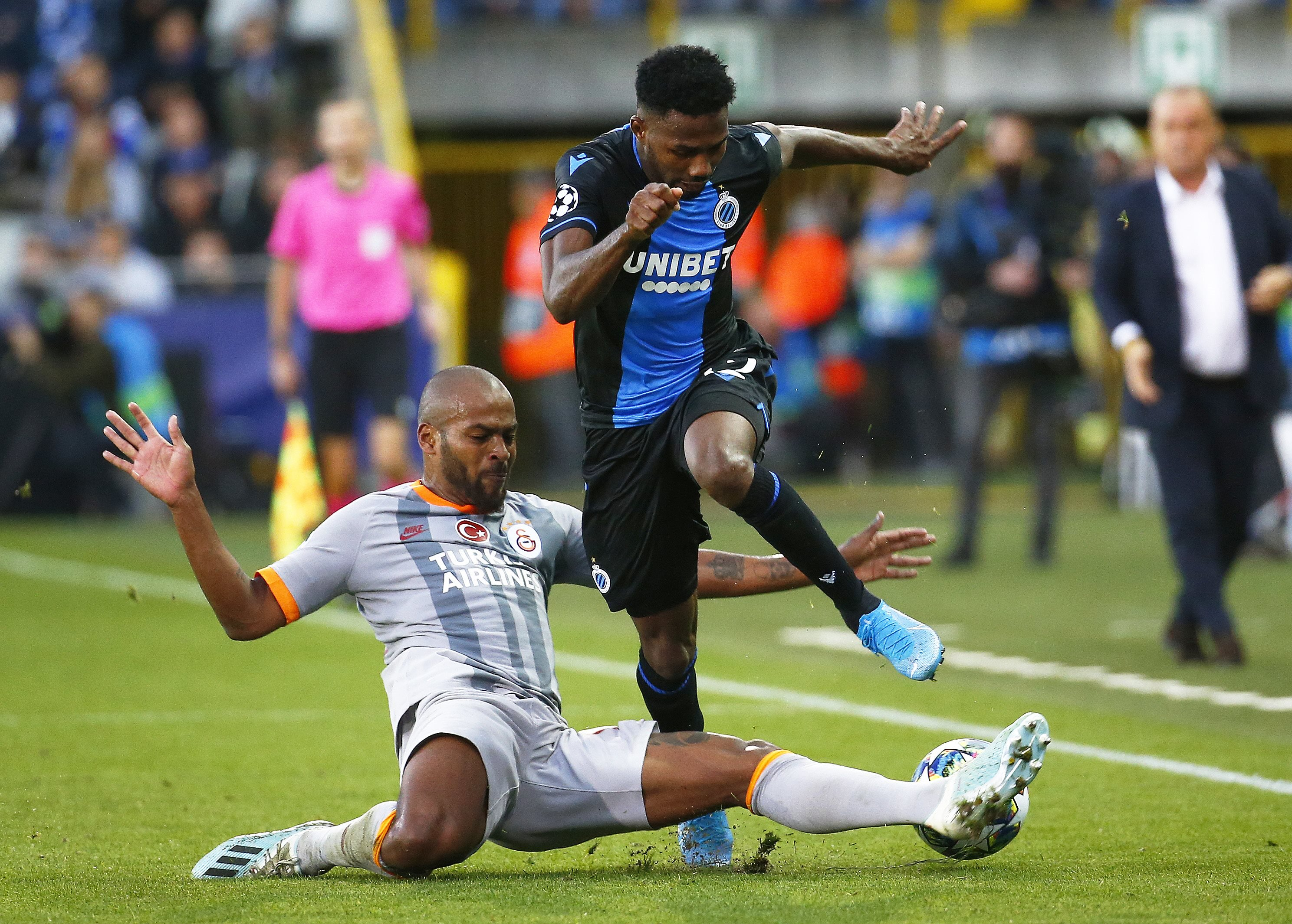 Champions League: Okereke,  Dennis Start In Brugge Home Draw Vs Galatasaray,  Idowu Makes Cameo Appearance For Locomotiv Moscow