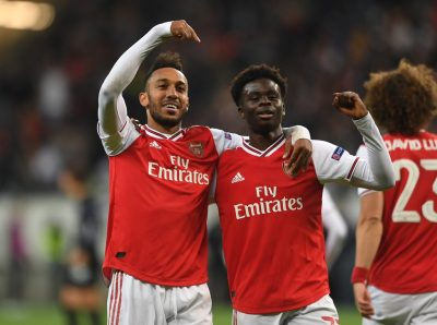 bukayo-saka-arsenal-europa-league-the-gunners-unai-emery-eintracht-frankfurt