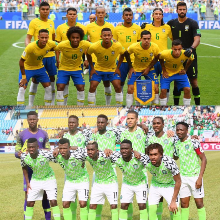 Westerhof: Brazil Friendly Good For Eagles; Time To Find 'New  Mikel, Ighalo'