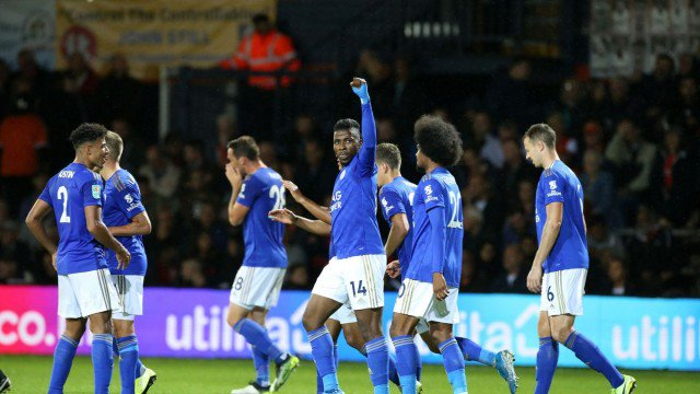 Leicester City Coach Davies Hails Iheanacho Impressive Display In Carabao Cup Win Vs Luton