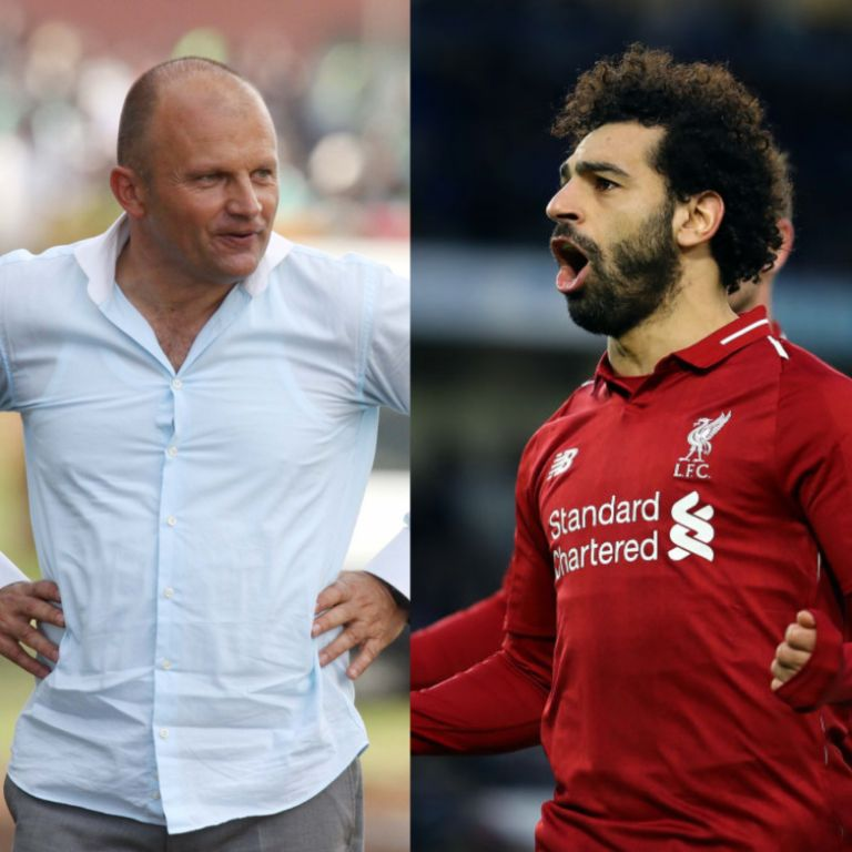 Sudan Coach Logarusic Alleges Own Vote For Salah Not Counted In FIFA Best Awards 2019