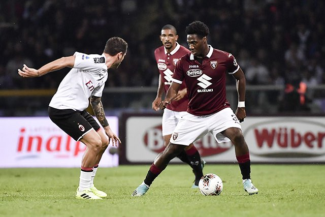 Aina: Leaving Chelsea For Torino Was Right Move