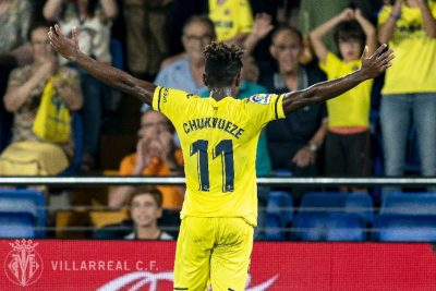 samuel-chukwueze-villarreal-laliga-real-betis-super-eagles