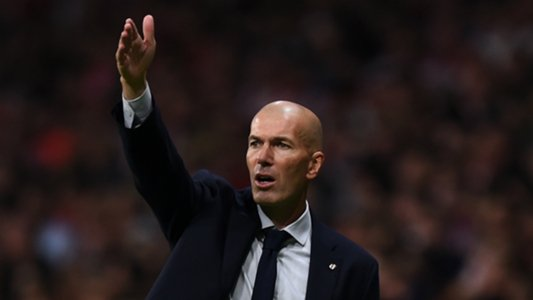 Zidane: Real Madrid Unlucky In Derby Draw Vs Atletico