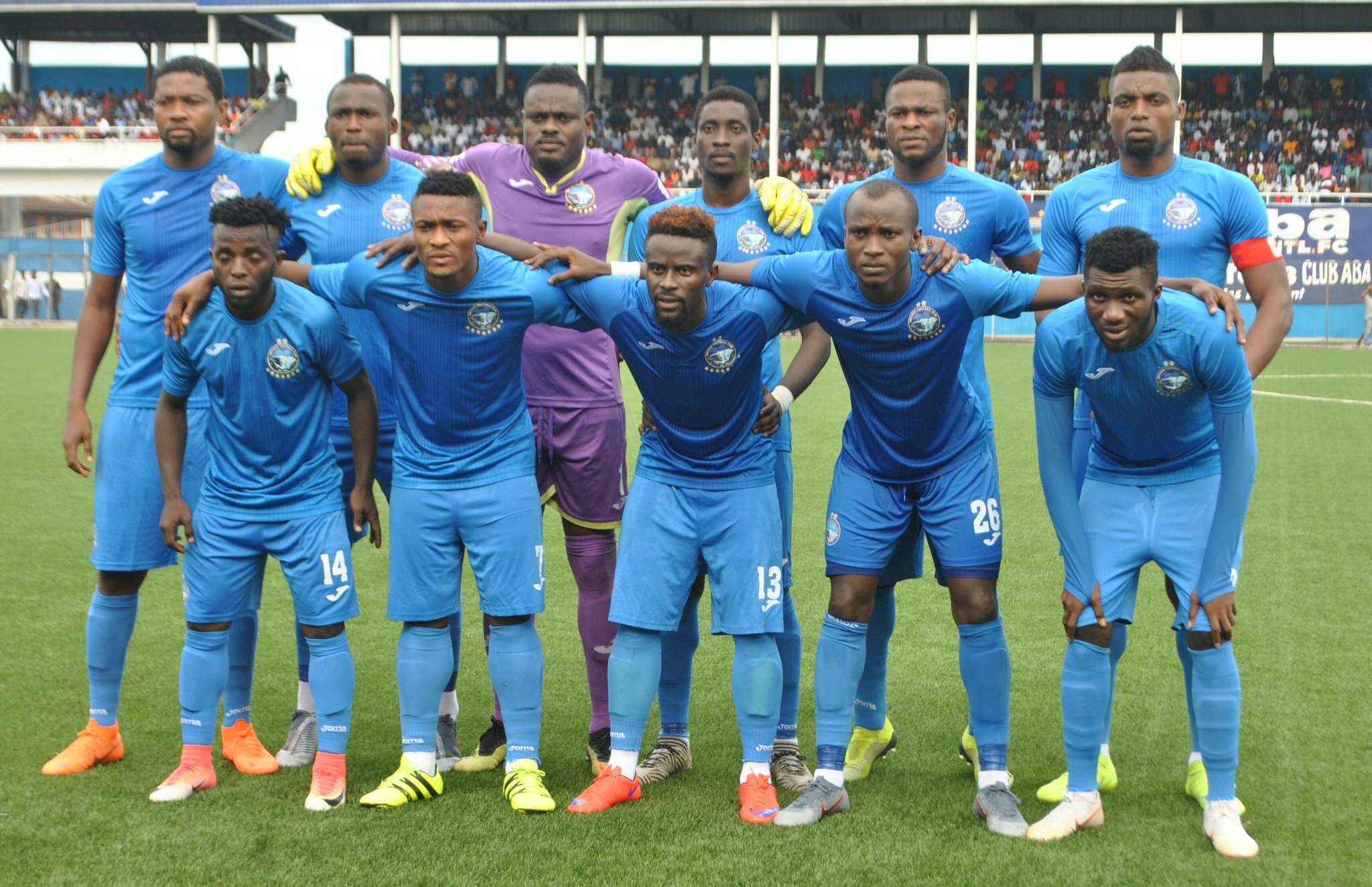 CAFCC: Enyimba Pip TS Galaxy 2-0 In Aba, Close In On Group Stage Spot