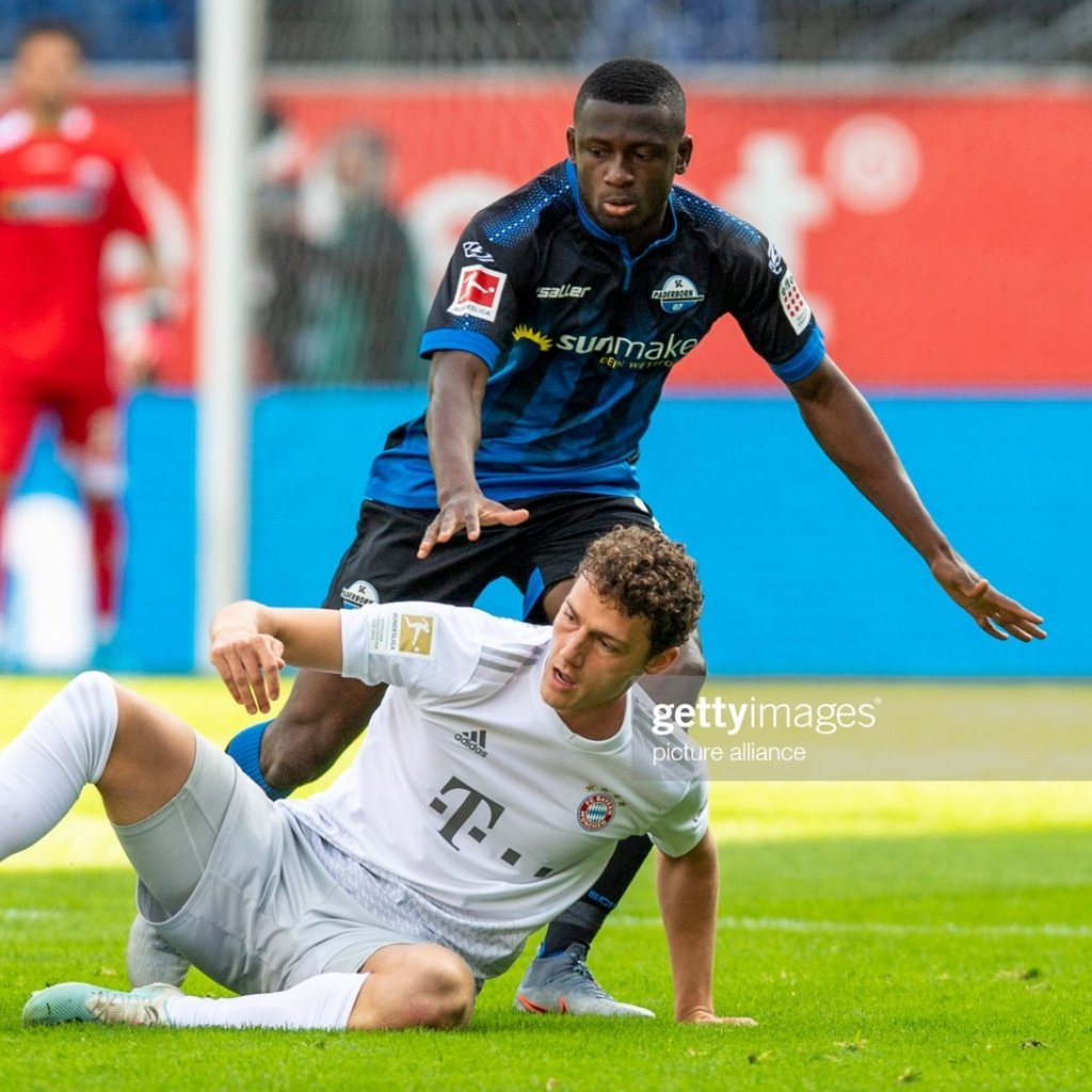 Collins Targets More Goals For Paderborn After Wonder Strike Vs Bayern