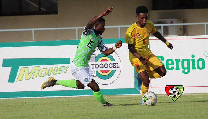 Amapakabo Assures U-23 Eagles Team Is  Work In Progress At WAFU Cup 2019