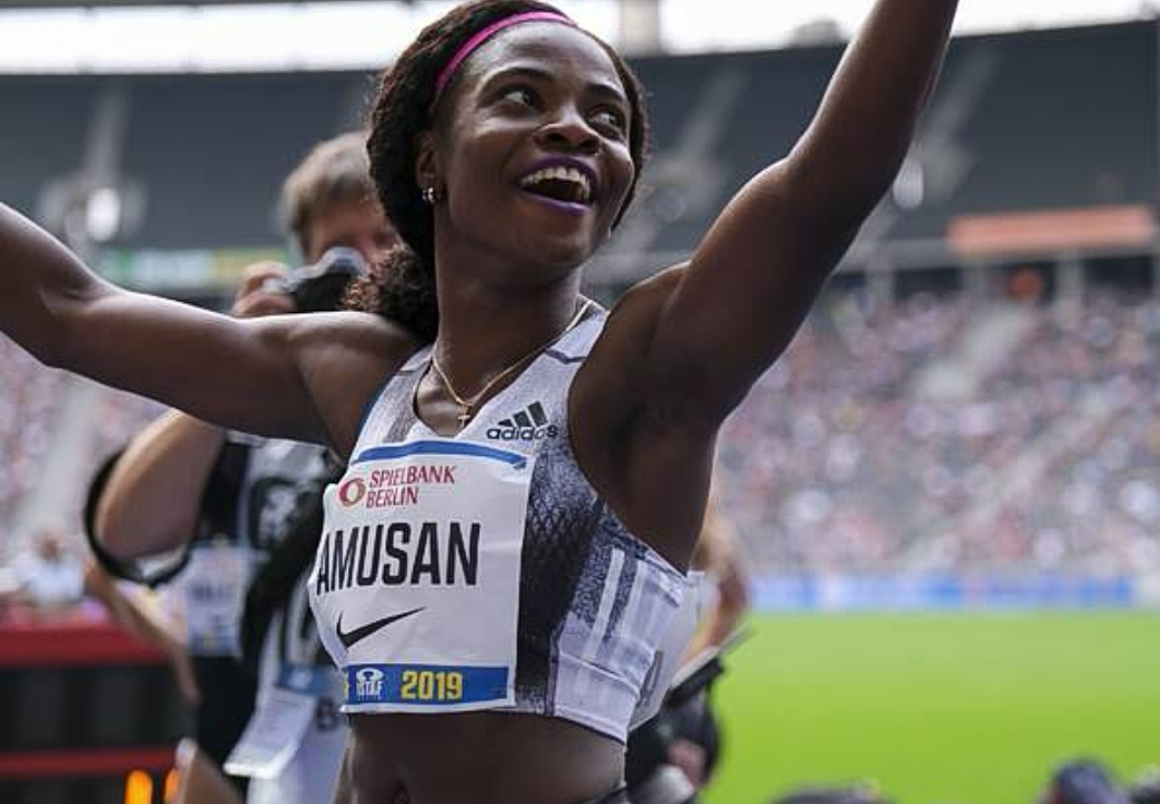 17th IAAF Worlds: Amusan, Brume Lead Nigeria's Medals Hunt; Okagbare Set For 5th Appearance