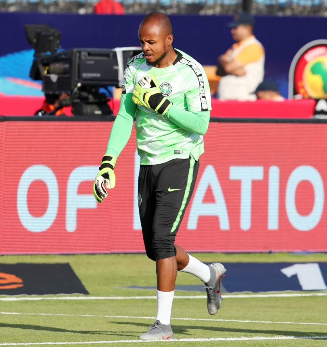 CHAN Eagles Recall Thrills Ezenwa As Amapakabo's Squad Fly To Togo Today