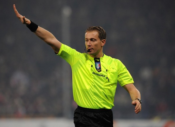 FIFA Appoints Italian Referee, Valerie For Ukraine – Super Eagles Friendly
