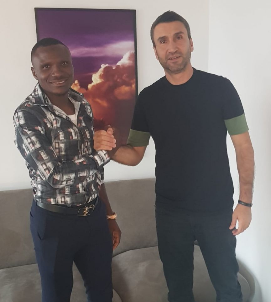 Umar Signs Three-Year Permanent Deal With Caykur Rizespor
