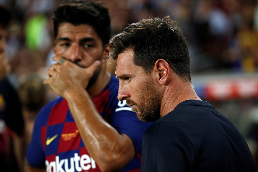 Barca Faced With Messi Dilemma Ahead Of BVB Clash
