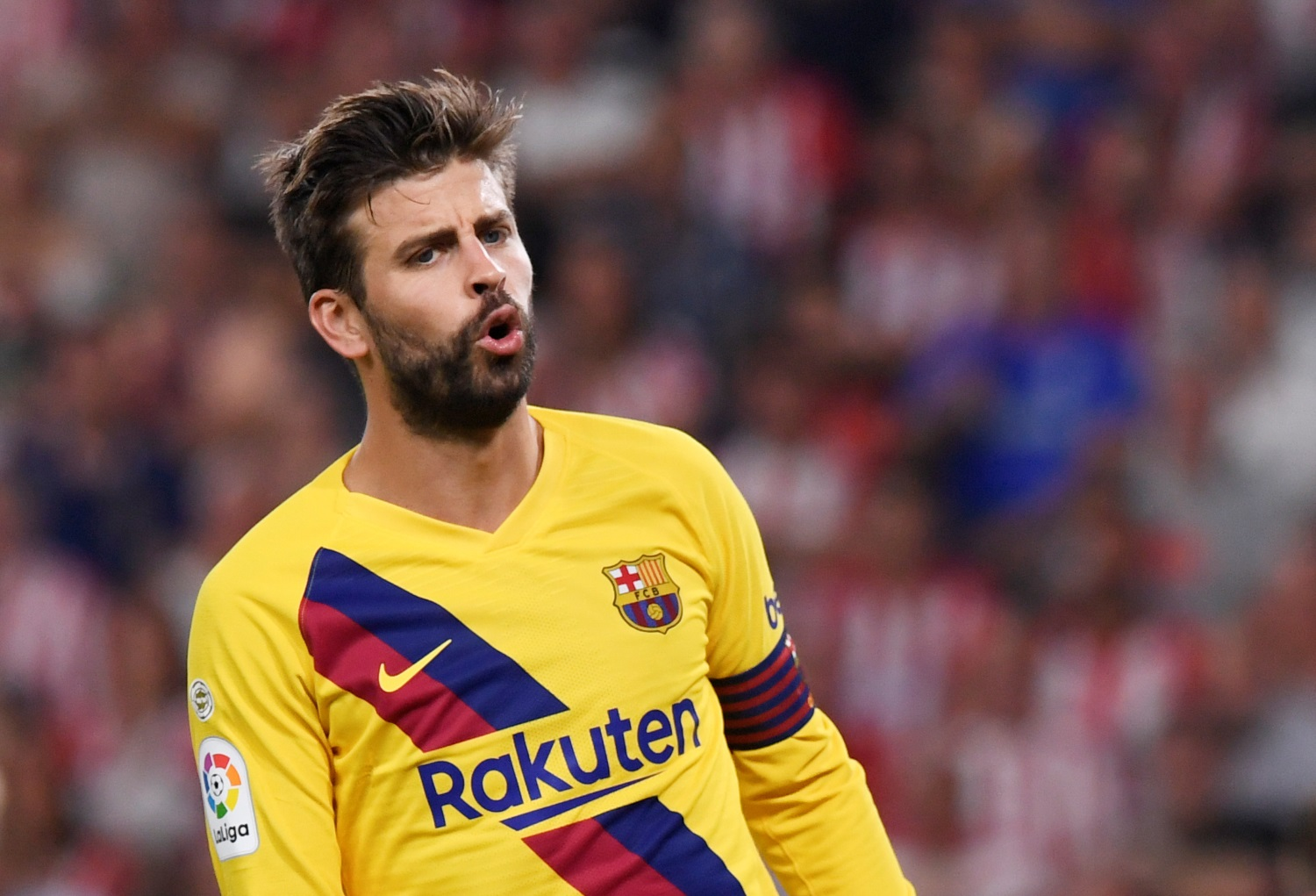 Barca Not Worried By Slow Start – Pique