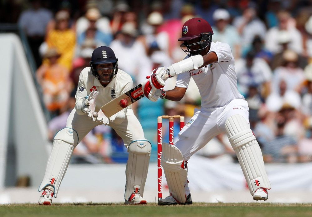 Brathwaite Reported For Bowling Action