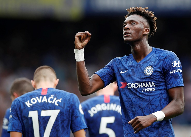 Chelsea Striker Giroud Fires Warning To Abraham