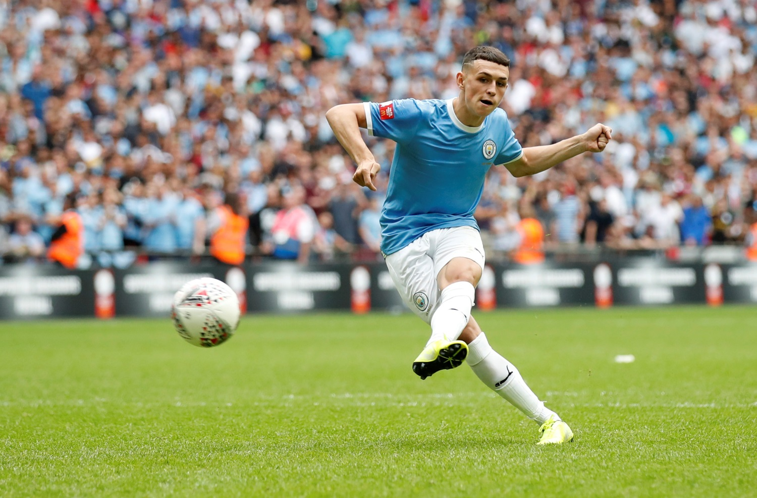 City Are Running The Risk Of Losing Foden