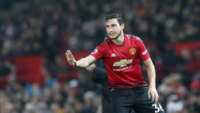 Darmian Departs Old Trafford For Parma