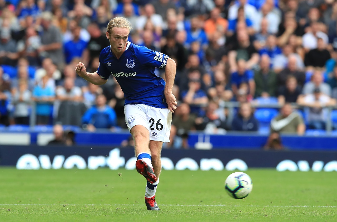 Davies Eyeing Bigger Everton Role This Season