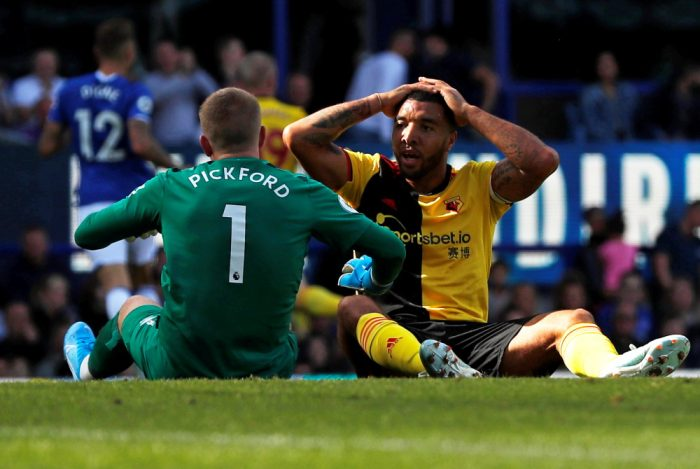 Deeney Cautious Over Hornets Comeback