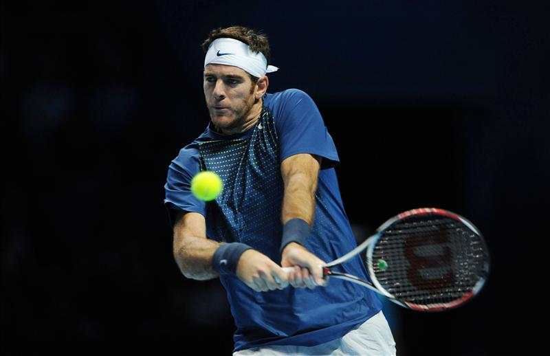 Delpo Making Steady Progress From Injury