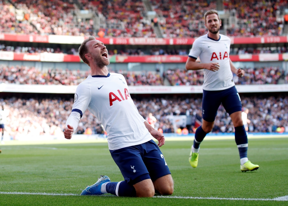 Disgruntled Eriksen Hints At Spurs Exit Regrets