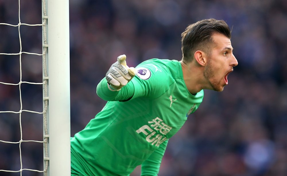 Dubravka Backs Bruce To Succeed